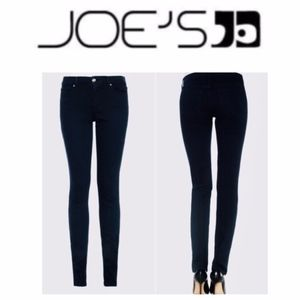 Joe's Jeans Size 26 Chelsea Black Skinny